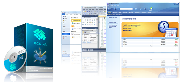 BCGControlBar Professional for MFC Free Download