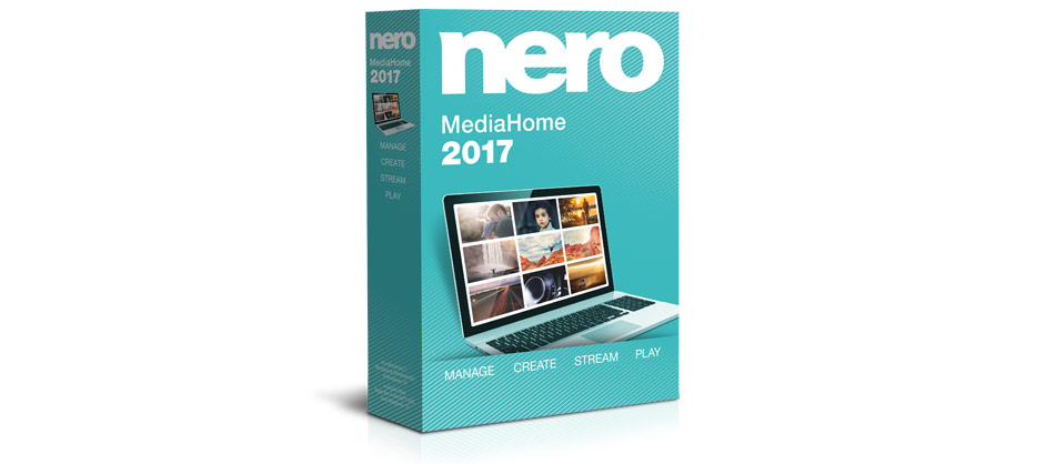 Nero MediaHome 2017 Standard Free Download