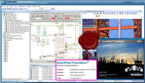 Intergraph SmartPlant Foundation 2014 Free Download