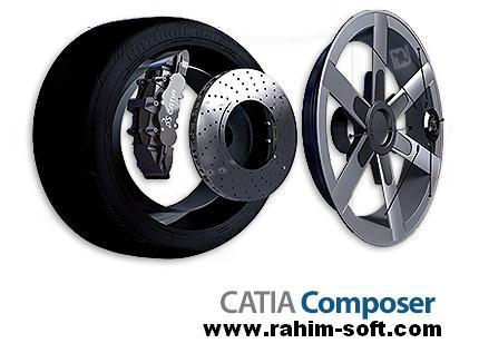 CATIA Composer R2017 HF1 Free Download