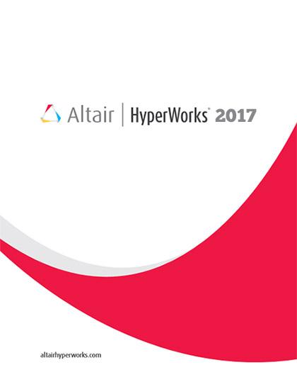 Altair HyperWorks Desktop 2017 Free Download