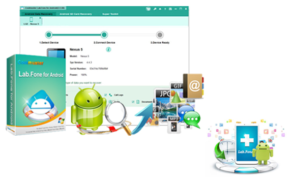 Coolmuster Lab Fone for Android 3.1.64 Free Download