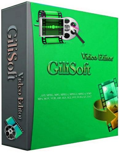 GiliSoft Video Editor 8.0 Free Download