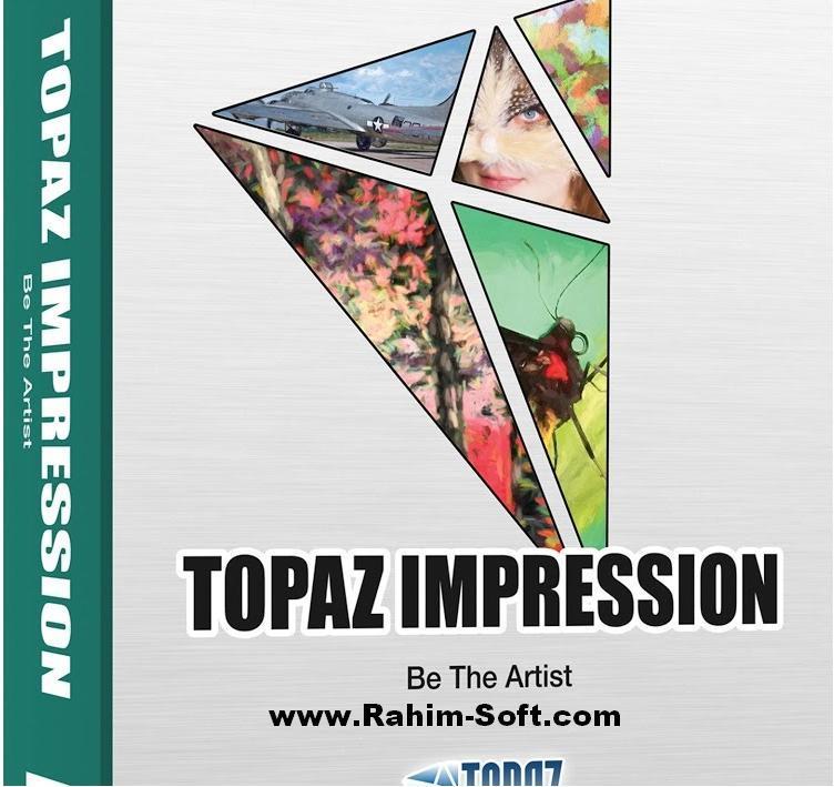 Topaz Impression 2.0.5 Free Download