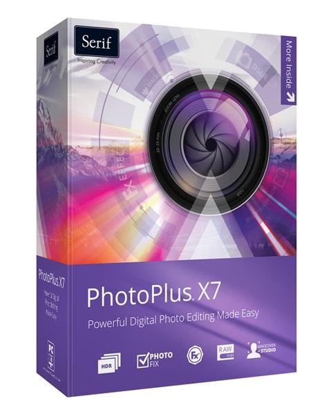 Serif PhotoPlus X7 Free Download