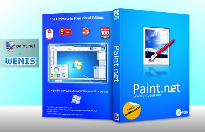 Paint.NET 4.0.16 Free Download
