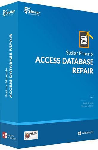 Stellar Phoenix Access Database Repair 5.5 Free Download