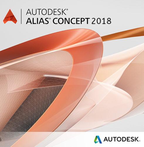 Autodesk Alias Concept 2018 Free Download