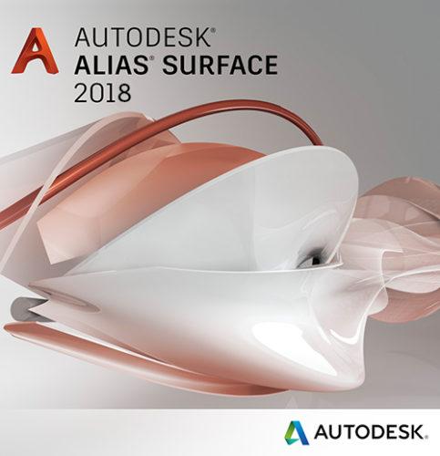 compra Autodesk Alias Concept 2018