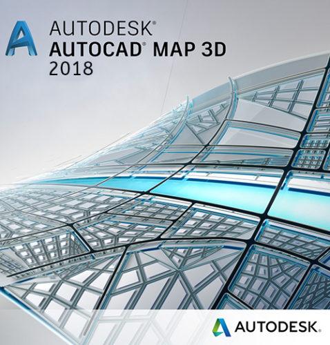 Autodesk AutoCAD Map 3D 2018 Free Download
