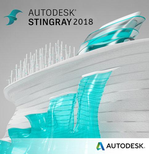 Autodesk Stingray 2018 Free Download