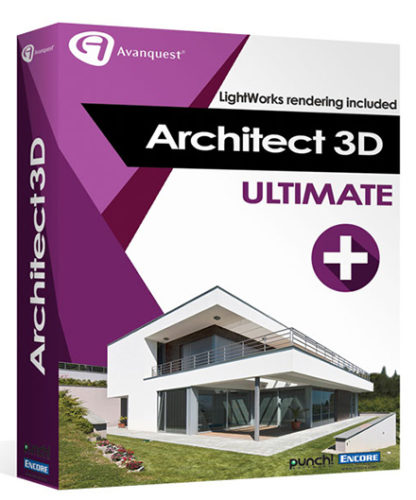 Avanquest Architect 3D Ultimate Plus 2017 Free Download