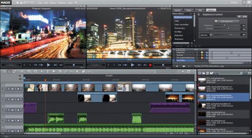 MAGIX Video Pro X8 Free Download