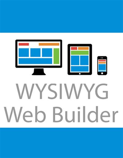 WYSIWYG Web Builder 12.0.2 Free Download