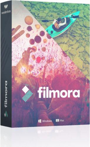 Wondershare Filmora 8.2.1 Free Download
