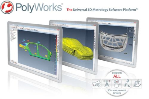 InnovMetric PolyWorks 2017 Free Download