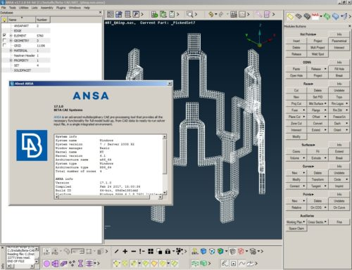 BETA CAE Systems 17.1.0 Free Download