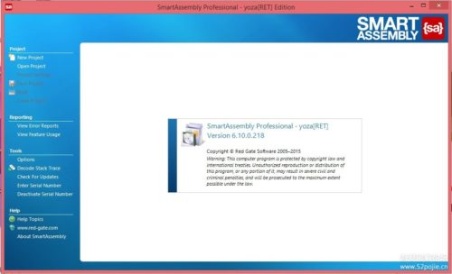 Red Gate SmartAssembly Professional 6.10 Download