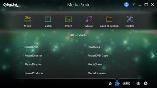 CyberLink Media Suite Ultra 15.0.0512.0 Free Download