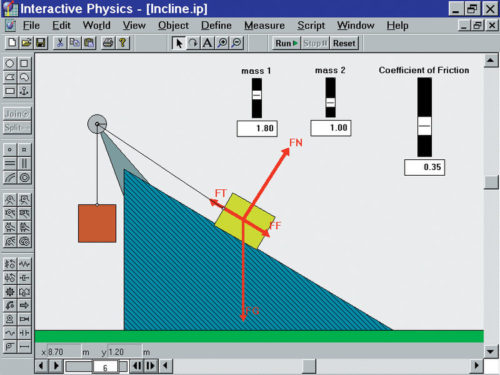 Interactive Physics 9.0.3 Free Download