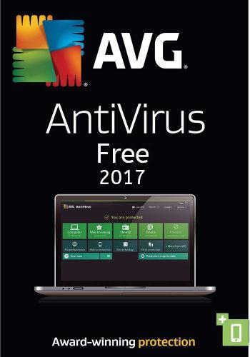 AVG AntiVirus Free 2017 Free Download