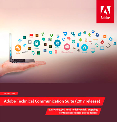 Adobe Technical Communication Suite 2017 Free Download