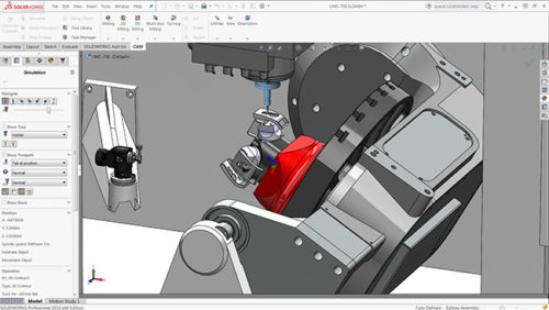 Autodesk HSMWorks 2018 Free Download