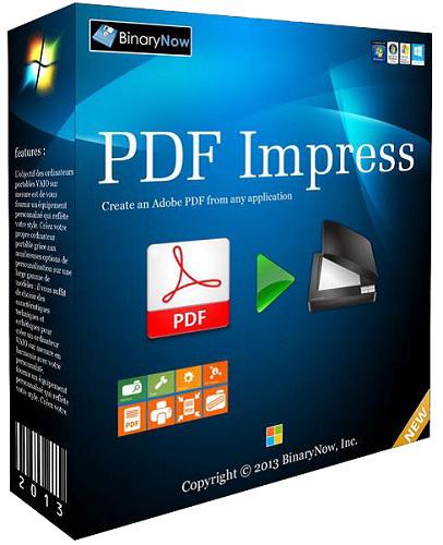 Binarynow Pdf Impress 10.91 Free Download