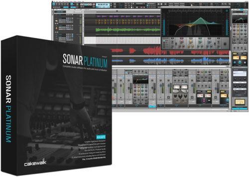 Cakewalk SONAR Platinum 23.5.0.29 Free Download