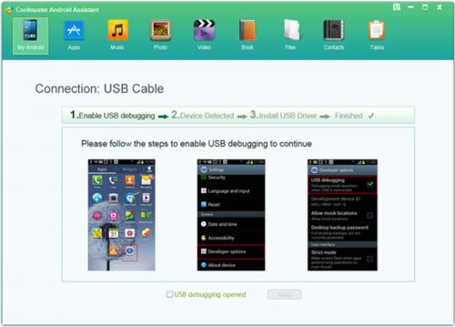 Coolmuster Android Assistant 4.0.38 Free Download
