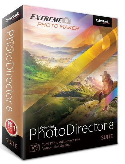 CyberLink PhotoDirector Suite 8.0.2303.4 Free Download