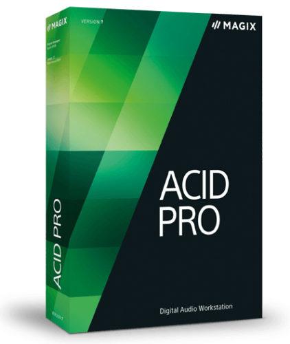 MAGIX ACID Pro 7.0 Free Download