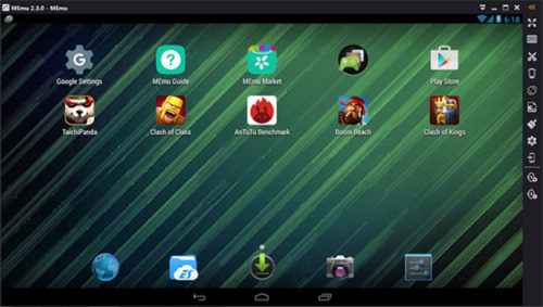 MEmu Android Emulator 3.0.7.1 Free Download