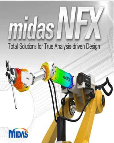 Midas NFX 2017 R1 Free Download