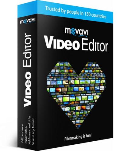 Movavi Video Editor 4.4.0 Free Download