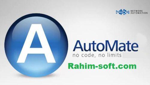 Network Automation Automate Premium 10.7.0.3 Download