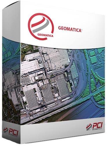 PCI Geomatica 2017 Free Download