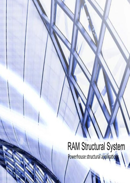 RAM Structural System CONNECT Edition 15.04 Download