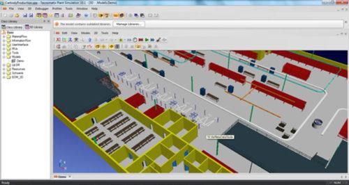 Siemens Tecnomatix Plant Simulation 13.0 Free Download