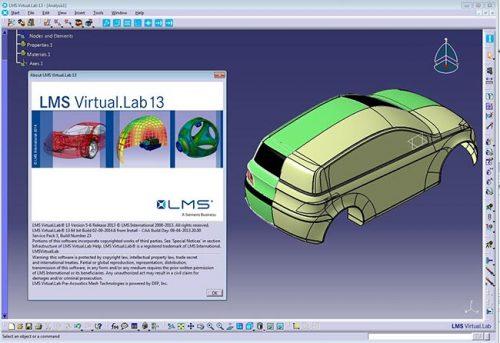 Siemens LMS Virtual.Lab Rev 13.7 Free Download