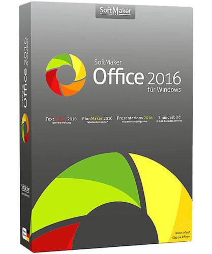SoftMaker Office Professional 2016 rev 766.0306 Download