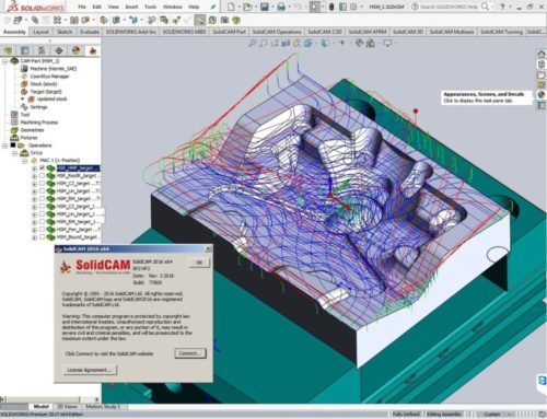 SolidCAM 2017 Free Download