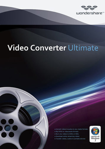 Wondershare Video Converter Ultimate 9.0.0.4 Download