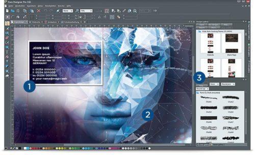 Xara Designer Pro X12 12.6.2 Free Download