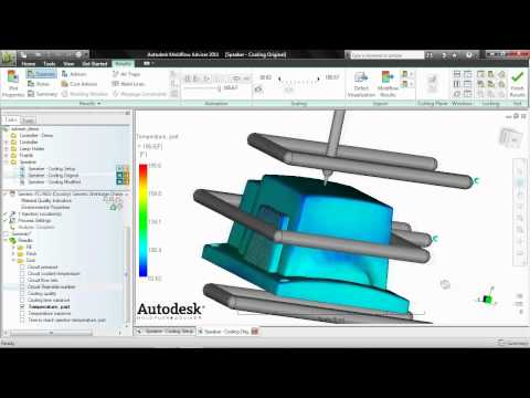 Autodesk Moldflow Adviser Ultimate 2018 Free Download