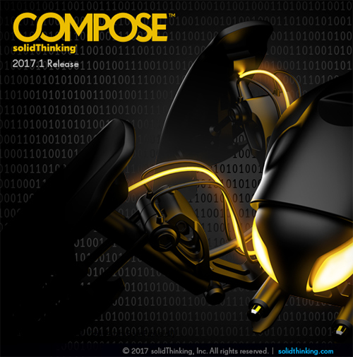 SolidThinking Compose 2017.1 Free Download