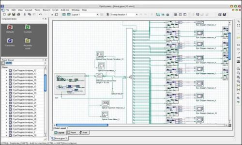 Optiwave OptiSystem 7.0 Unduh Gratis