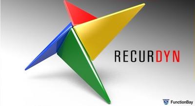 FunctionBay RecurDyn V8R4 SP2.0 Free Download