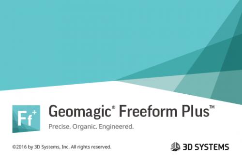 Geomagic Freeform Plus 2017 License