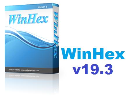 WinHex 19.3 Free Download
